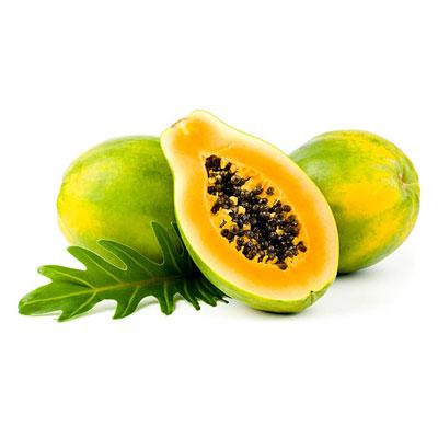 papaya-leaf